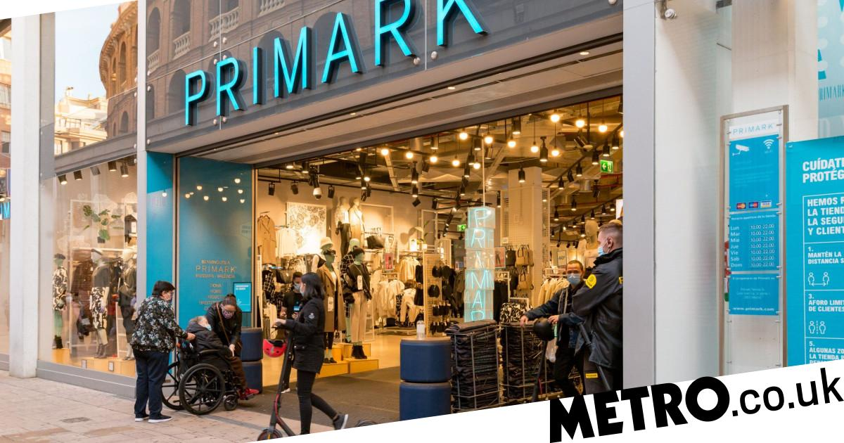 Primark to open 11 stores for 24 hours when lockdown is lifted - metro
