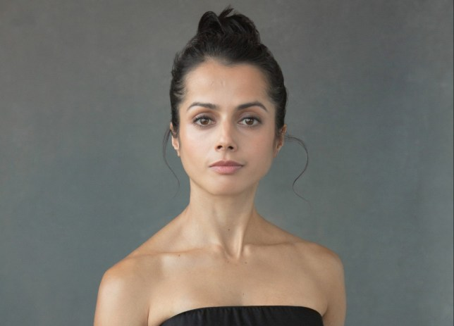 Amrita Acharia stars in psychological thriller, The Sister, available to watch on ITV player now; itv.com/hub/the-sister
