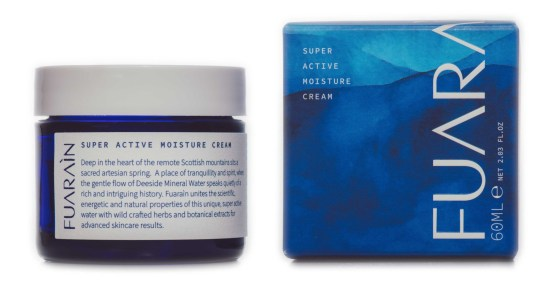 Fuarain Super Active Moisture Cream