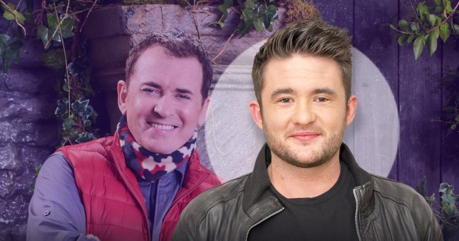 Picture: Rex Shane Richie's son to change name while EastEnders star is on I'm A Celebrity 2020