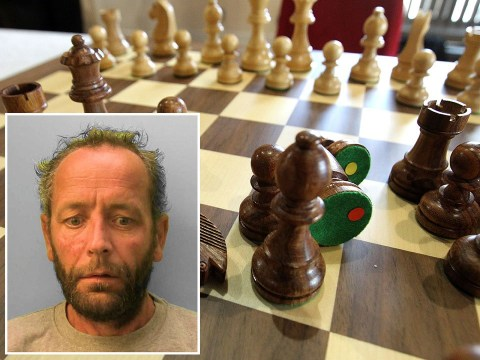 Chess player stabbed rival three times after flipping board over