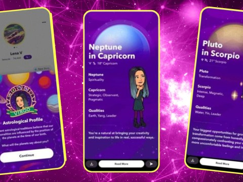 Snapchat's new astrology features include friendship compatibility readings