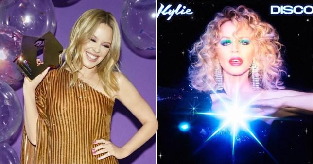 Kylie Minogue and her album Disco