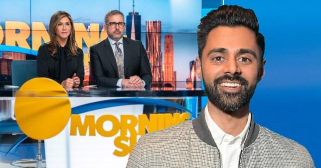 ?The Morning Show? Season 2 Casts Hasan Minhaj Pics: Getty/Apple TV