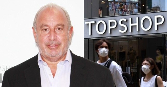Chairman of the Arcadia Group Sir Philip Green is reportedly in talks with several parties looking to borrow millions to keep his fashion empire afloat amidst the coronavirus pandemic.