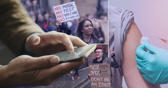 Labour wants new law to censor anti vax content on social media