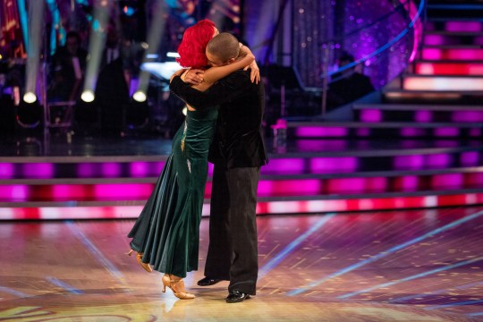 Max and Dianne - Strictly