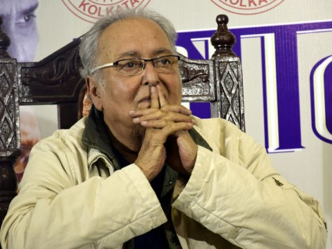 Soumitra Chatterjee, iconic Indian actor, dies of coronavirus complications aged 85
