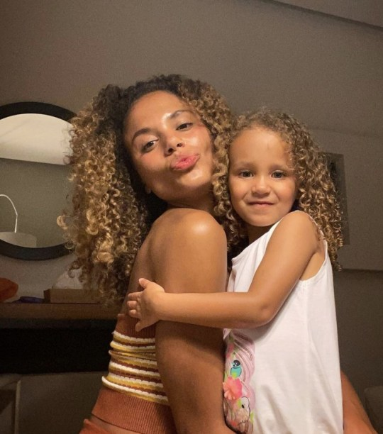 jessica plummer and daughter