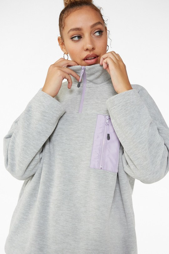 The 90s fleece is back ? here is where to buy the best Picture: Monki