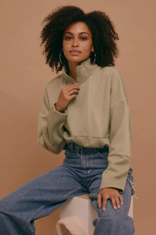 The 90s fleece is back ? here is where to buy the best Picture: topshop