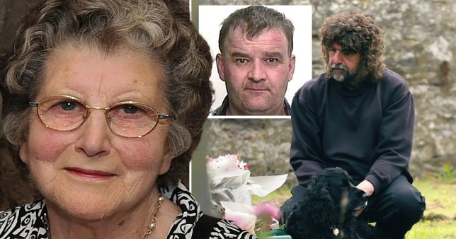 Picture: CRIME+INVESTIGATION Killer had coffee with victim's son after bludgeoning his pensioner mum to death