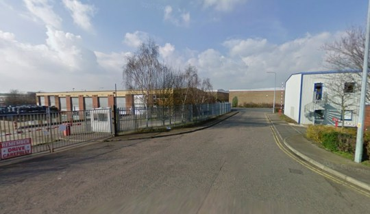?5,000,000 worth of Apple products stolen in robbery Eldon Close, Northamptonshire Picture: Google Maps
