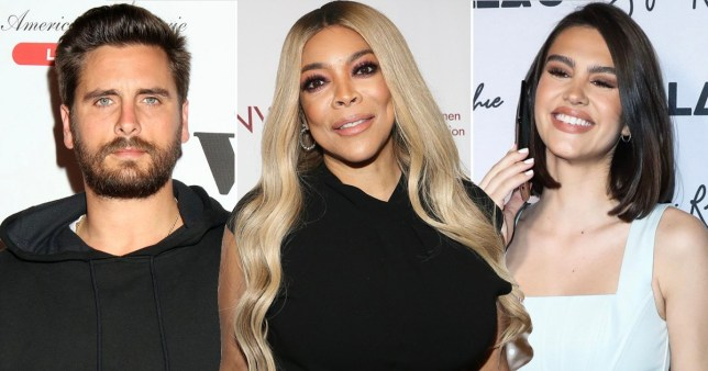 Wendy Williams slams Scott Disick, 37, over rumored romance with Amelia Hamlin, 19