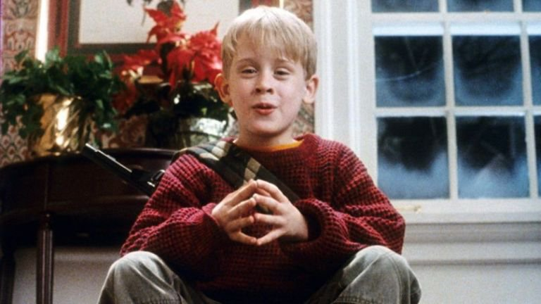 Home Alone Macaulay Culkin as Kevin  McCallister
