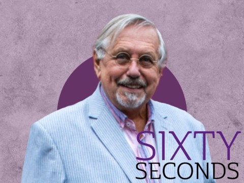 Sixty Seconds: David Roper on being recognised from EastEnders and how he hopes to help people struggling to conceive