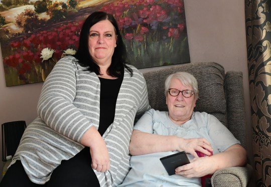 The family of a ?vulnerable? grandmother have complained to a hospital - after saying she was left in a waiting room with Covid-positive patients for three hours. Christine Guttridge - who has been shielding since March - was taken to the Royal Stoke University Hospital for a routine procedure following a referral from her doctor. The 75-year-old was showing no symptoms of coronavirus except breathlessness ? which her family say is normal as she has chronic obstructive pulmonary disease (COPD) and heart problems. But Christine?s daughter, Michelle Thorley, says her mum was taken to a waiting area in the Covid-19 area of the hospital, where she was exposed to patients with coronavirus.
