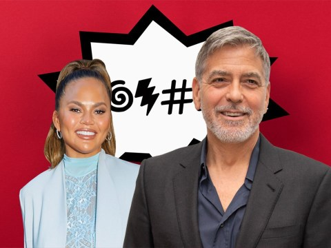 George Clooney reveals he loves watching Chrissy Teigen clapback at trolls online