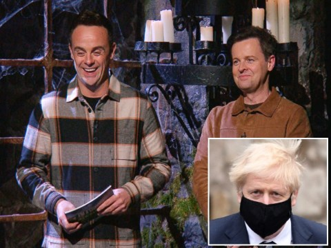 I'm A Celebrity 2020: Ant and Dec mock Boris Johnson as he isolates again