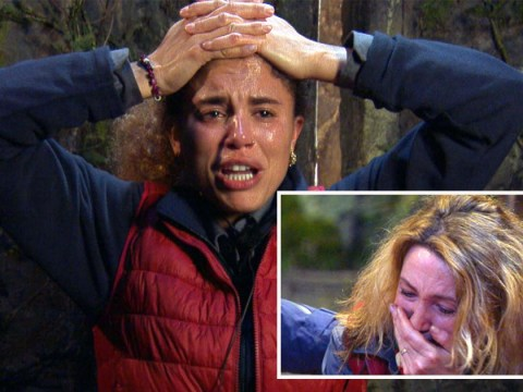 I'm A Celebrity 2020: Victoria Derbyshire and Jessica Plummer lead tears as stars win luxury items
