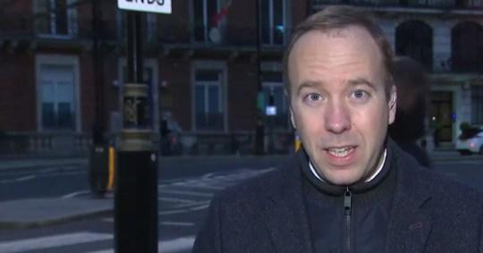 Health Secretary Matt Hancock tells Sky News he hopes we are a matter of weeks away from a COVID-19 mass vaccination programme