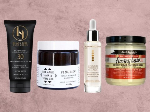 The most popular Black beauty products