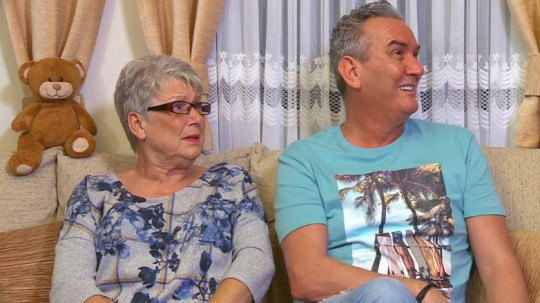 Lee and Jenny on Gogglebox