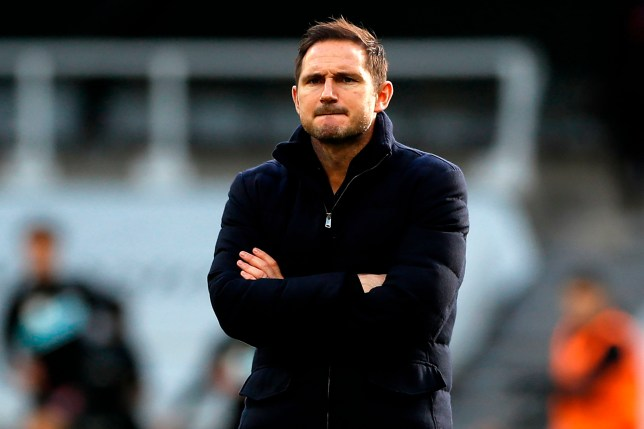 Frank Lampard praised N'Golo Kante after Chelsea's 2-0 win over Newcastle United