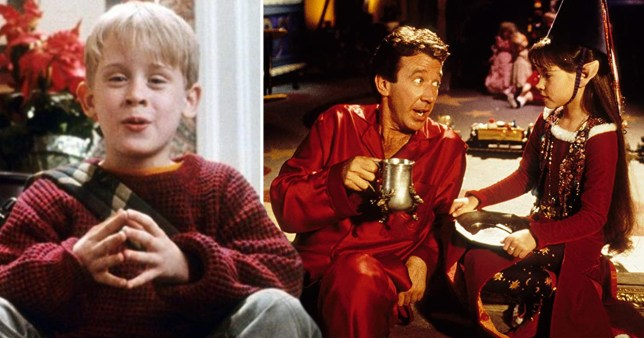 Home Alone and The Santa Clause