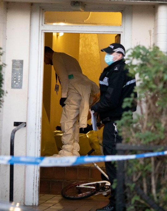 A two-year-old has died after an incident at at apartment building in Muirhouse, Edinburgh, after emergency services were called to the area. They have since arrested a 40-year-old man.