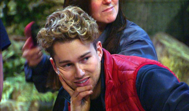 Strictly's AJ Pritchard on I'm A Celebrity