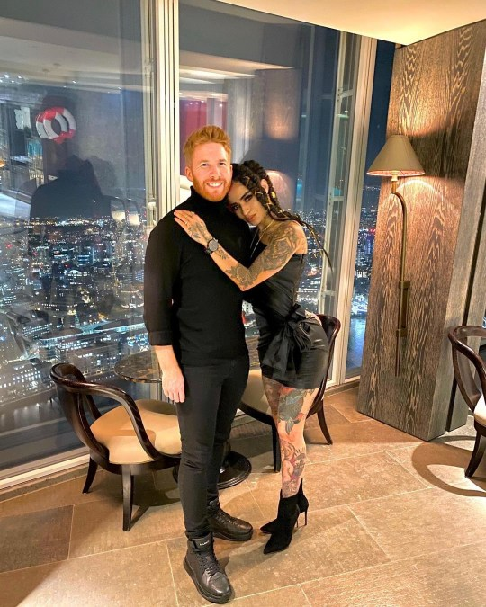 Strictly's Neil Jones' girlfriend breaks covid rules and puts show at risk