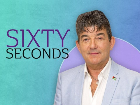 Sixty Seconds: Former EastEnders star John Altman on playing the villain and why he doesn't regret his wild past