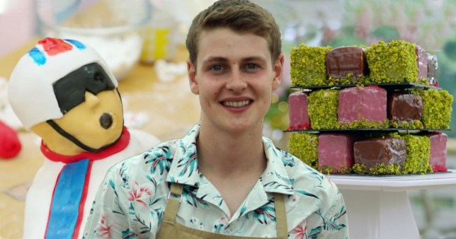 Peter Bake Off Pics: Love Productions/Channel 4