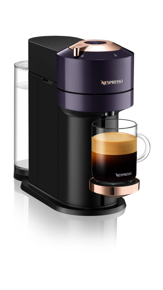 The Nespresso Vertuo Next