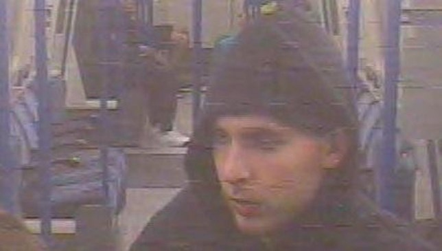 Manhunt after sex attack on Northern line Tube train