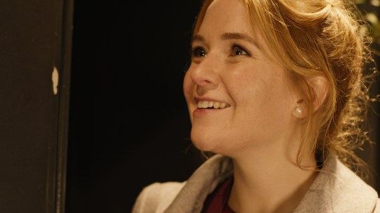 Lorna Fitzgerald in The Loss Adjuster