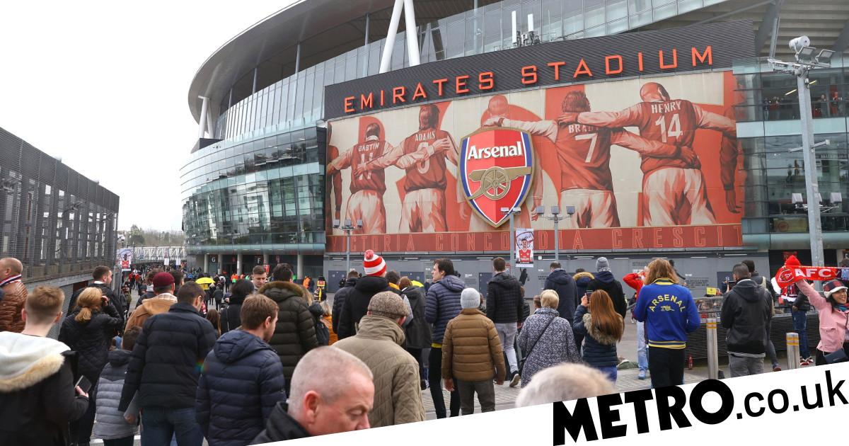 Arsenal the first club to welcome fans back to a Premier League ground after nine-month break - metro