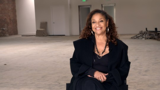 Debbie Allen in Dance Dreams: Hot Chocolate Nutcracker. c. Courtesy of Netflix ?? 2020