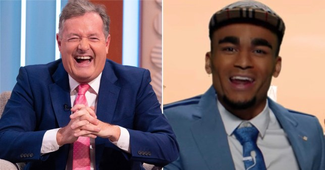 Piers Morgan reacts to Munya chawawa's song