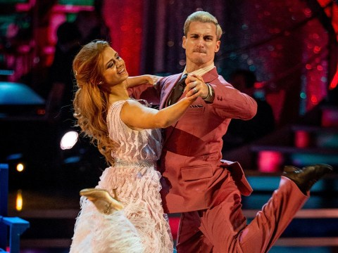 Strictly Come Dancing 2020: Maisie Smith achieves two 10s in comeback dance