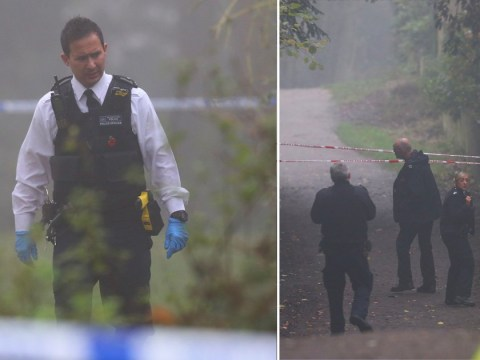 Woman found dead in woodlands on London's Hampstead Heath