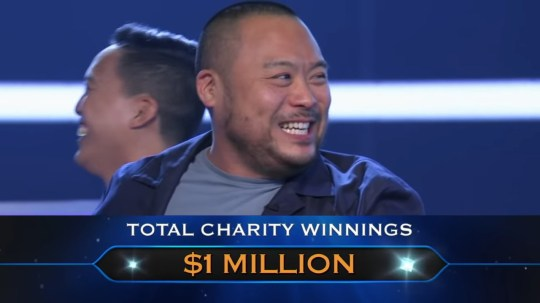 Chef David Chang on Who Wants to Be a Millionaire
