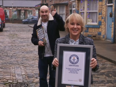 Coronation Street receives huge new Guinness World Records