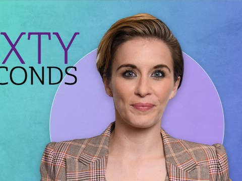 Sixty Seconds: Vicky McClure on fundraising for the NHS and being able to 'escape' Covid-19 while filming Line Of Duty