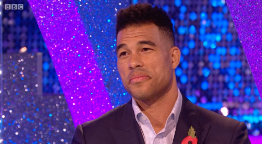 Jason Bell appearing on Strictly: It Takes Two