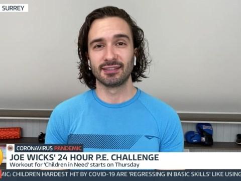 Joe Wicks explains best ways to stay healthy during lockdown 2