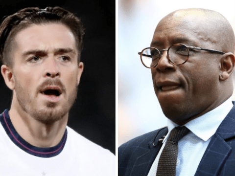 'I'm not going over the top' – Ian Wright defends his comments about Jack Grealish after England's defeat to Belgium