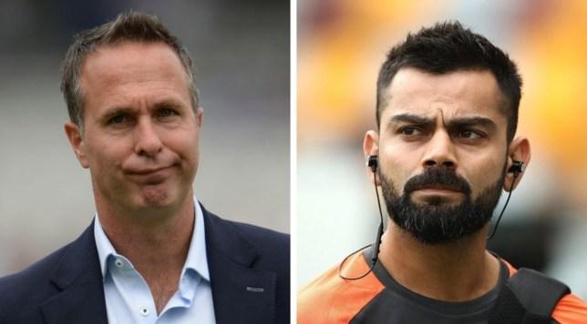 Michael Vaughan says Rohit Sharma is a 'better T20 captain' than Virat Kohli