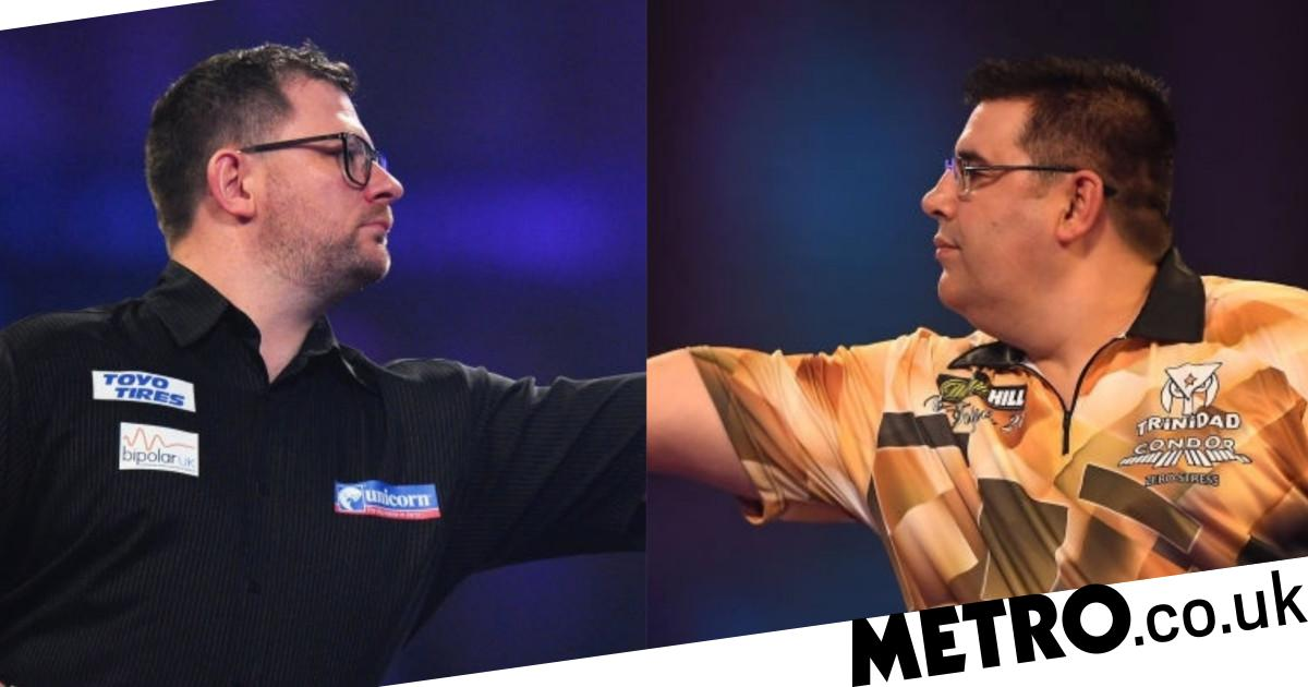 James Wade promises to 'smash' Jose de Sousa in Grand Slam of Darts final - metro